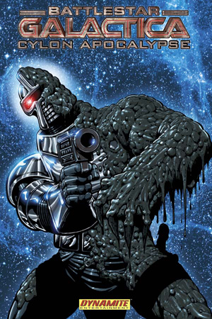 Starbuck Battlestar Galactica >> Dynamite® Cylon Apocalypse