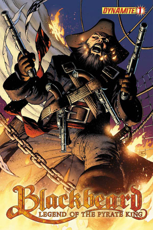 piracy and big black beard Blackbeard often fought with multiple swords, knives, fish, and pistols, and was notorious for wearing cannons and lighted matches woven into his enormous black beard.