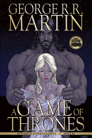 A GAME OF THRONES Tome 03