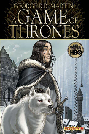 A GAME OF THRONES Tome 04