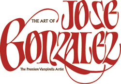 THE ART OF JOSE GONZALEZ