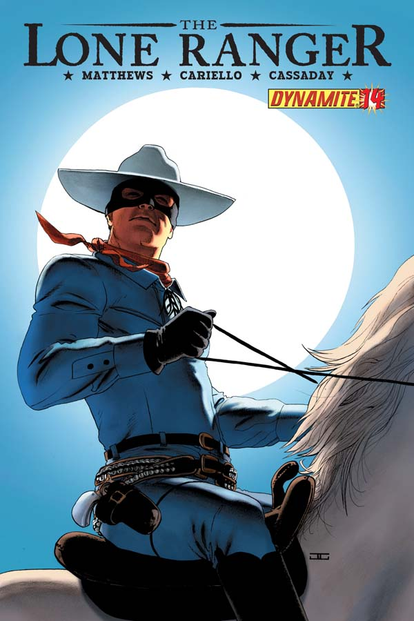 dynamite174 the lone ranger 14
