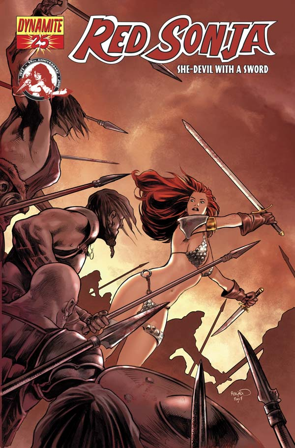 Dynamite® Red Sonja #25