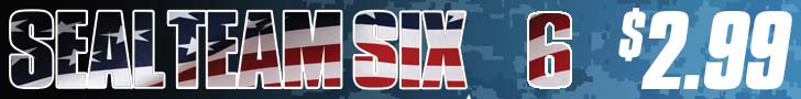 SEAL Team Six Book 6 Now Available! from Dynamite Entertainment