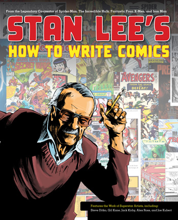 StanLeesHowtoWriteComics Coming Attractions: Fall 2011: Dynamite Entertainment