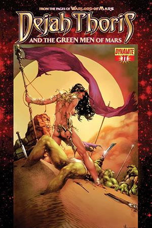 mature comic book series