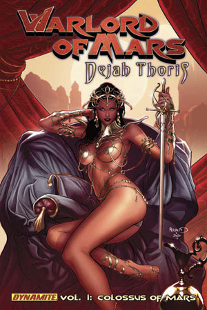 TNDejahVol1CovTEMP Coming Attractions: Fall 2011: Dynamite Entertainment