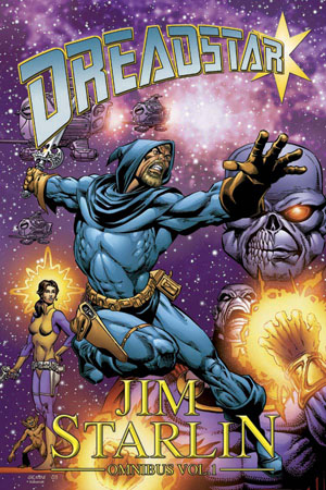 TNDreadstarOmniCovTEMP Coming Attractions: Fall 2011: Dynamite Entertainment