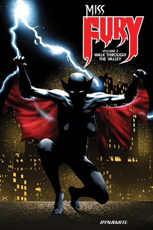 MISS FURY VOL 2 #5 Cover A Dynamite NM Comic Vault 35