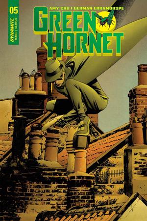 Dynamite® Green Hornet Vol 2