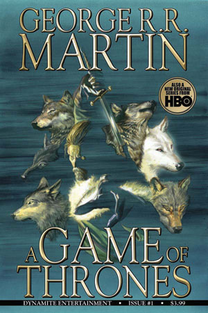 A GAME OF THRONES Tome 01