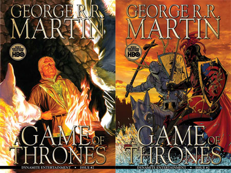 A GAME OF THRONES Tome 02