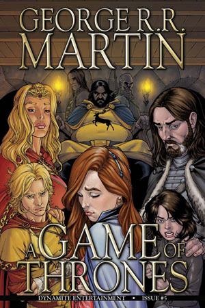 A GAME OF THRONES Tome 05