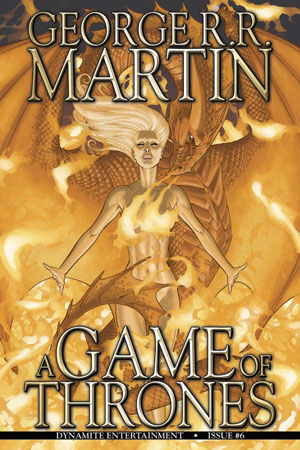 A GAME OF THRONES Tome 06