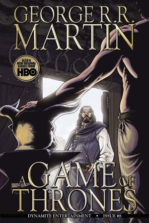 A GAME OF THRONES Tome 08