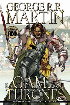 A GAME OF THRONES Tome 09