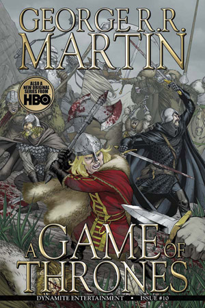 A GAME OF THRONES Tome 10