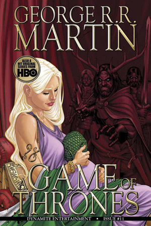 A GAME OF THRONES Tome 11