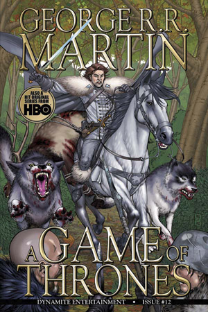 A GAME OF THRONES Tome 12