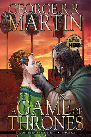Dynamite George Rr Martins A Game Of Thrones