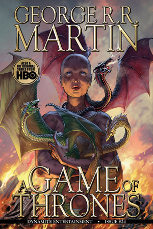 dynamite174 george rr martins a game of thrones