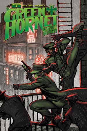 Dynamite® Green Hornet: Reign Of The Demon #3 (Of 4)