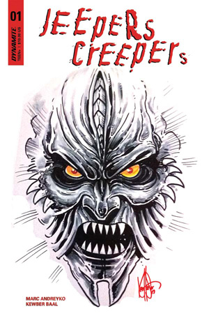 Dynamite® Jeepers Creepers