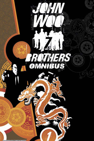 TNSEVEN BROTHERS OMNIBUS CVR Coming Attractions: Fall 2011: Dynamite Entertainment