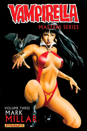 VAMPIRELLA MASTERS SERIES VOL 3: MARK MILLAR TPB. Rating: Teen + Cover: Mike ...