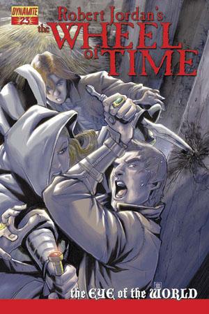 Wheel of time comic book series