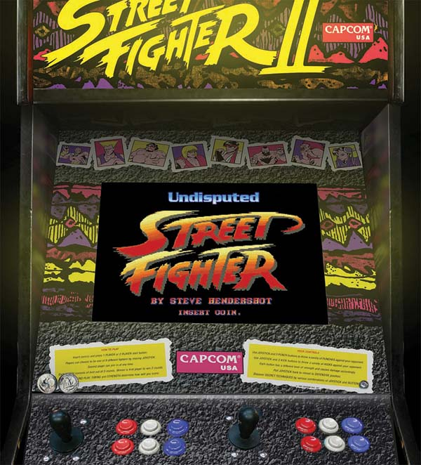 dynamite undisputed street fighter deluxe edition a 30th