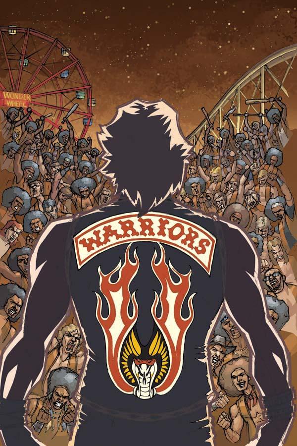 Dynamite® The Warriors: Jailbreak #2 (Of 4)
