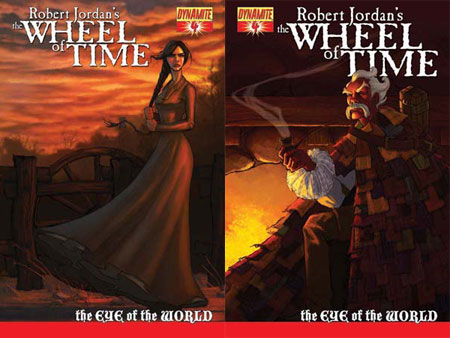 Dynamite Robert Jordan 39 s Wheel Of Time Eye Of The World 4