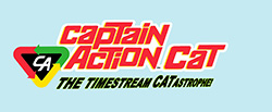 CAPTAIN ACTION CAT