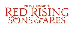 PIERCE BROWNS RED RISING SON OF ARES