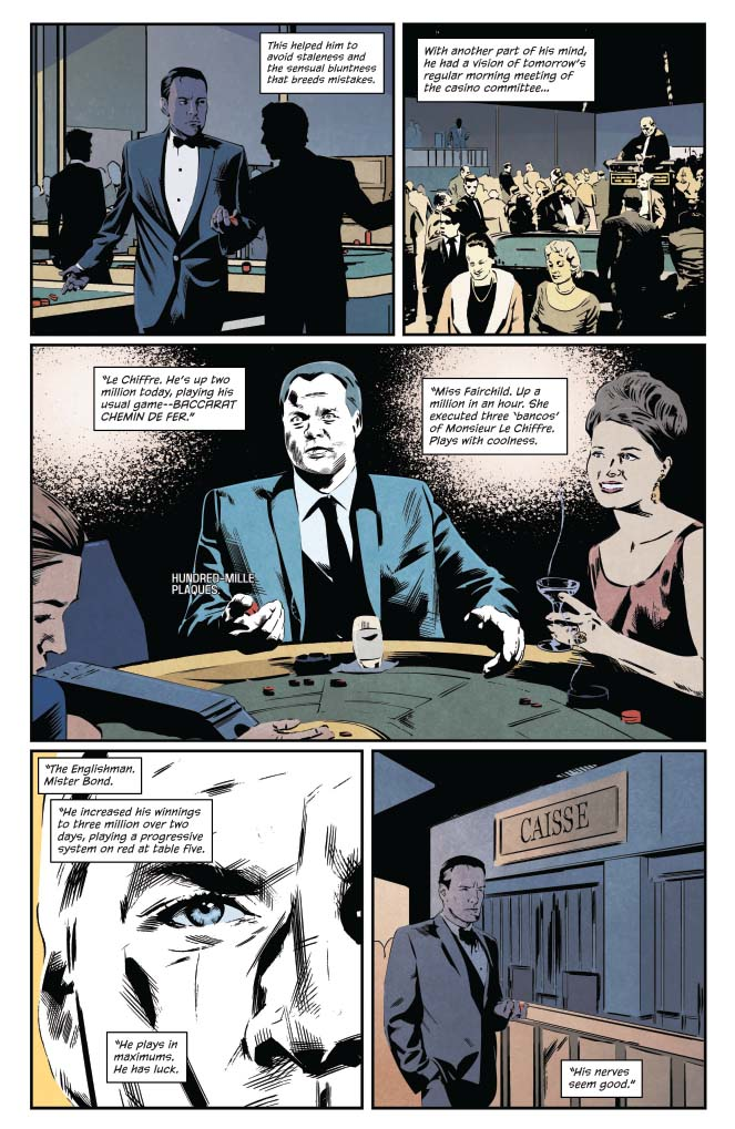 James Bond porno