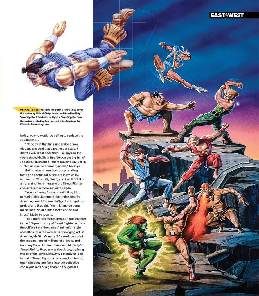 Dynamite® Undisputed Street Fighter: A 30th Anniversary Retrospective