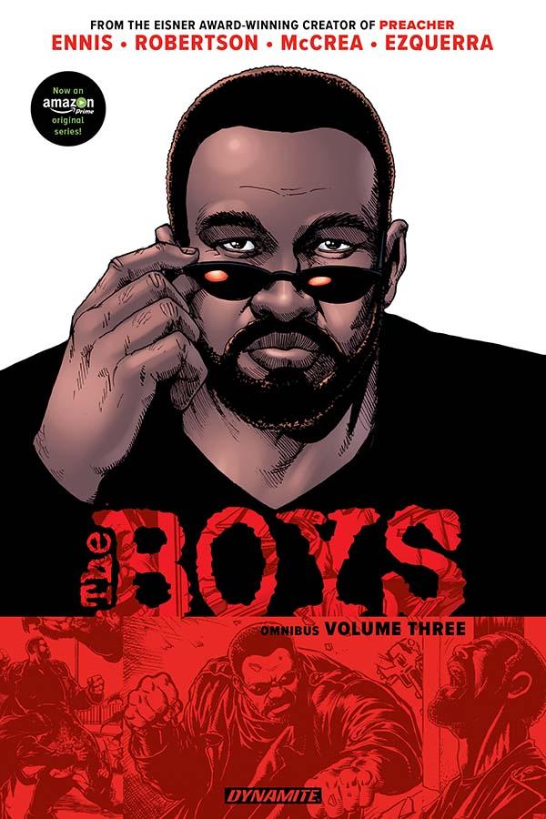 Dynamite® The Boys Omnibus Vol  3 Trade Paperback