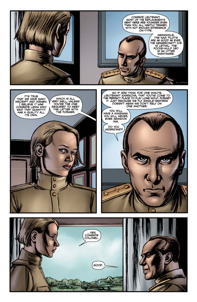Dynamite garth ennis battlefields vol 6 motherland tpb ccuart Image collections