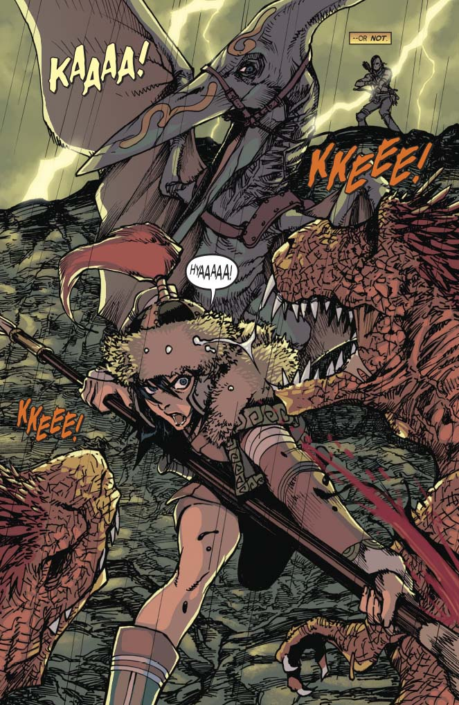 Turok: Dinosaur Hunter[review][Dynamite] TurokV2TP10