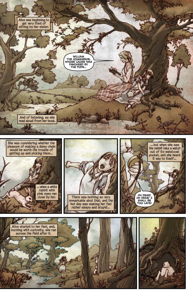 Alice in wonderland full movie - 3 part 10