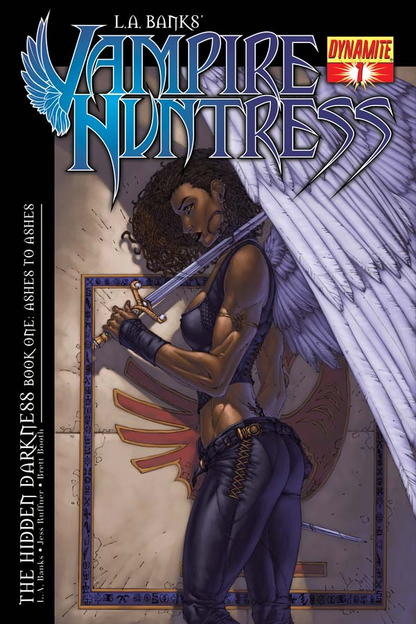Dynamite® La Bank's Vampire Huntress: The Hidden Darkness #1
