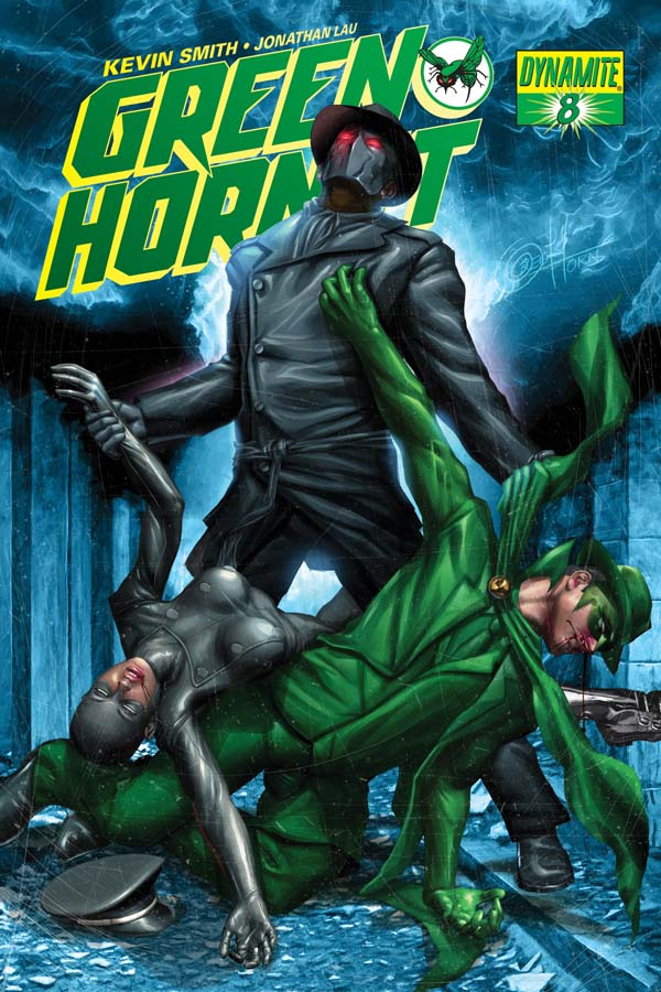 Dynamite 174 Kevin Smith S Green Hornet 8