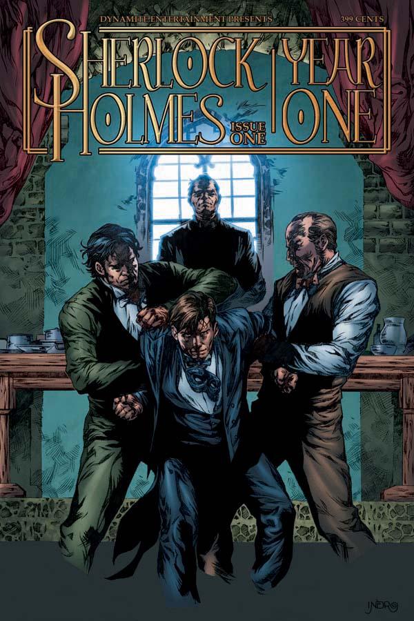 Dynamite® Sherlock Holmes: Year One #1 (Of 6) Geek <b>Geek.</b> Dynamite® Sherlock Holmes: Year One #1 (Of 6).</p>