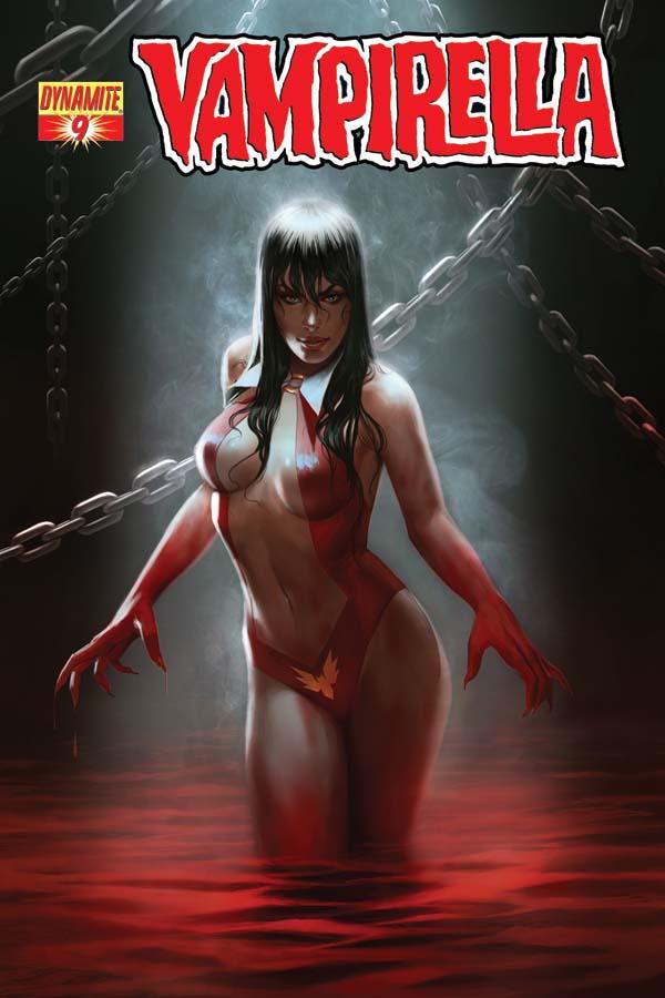 dynamite vampirella 9