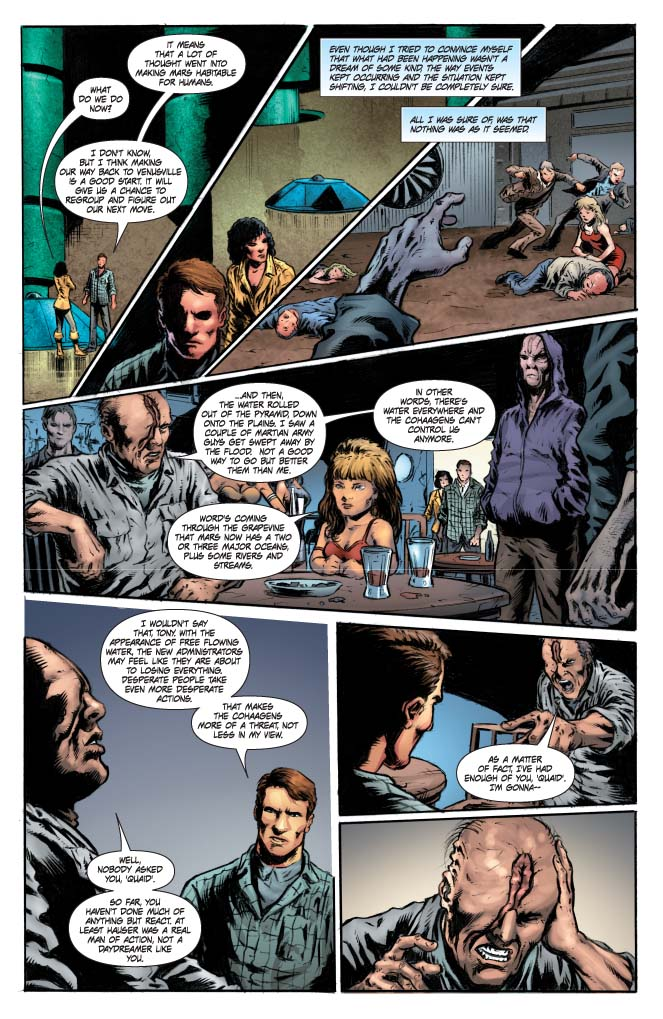 Dynamite® Total Recall #4 (Of 4)