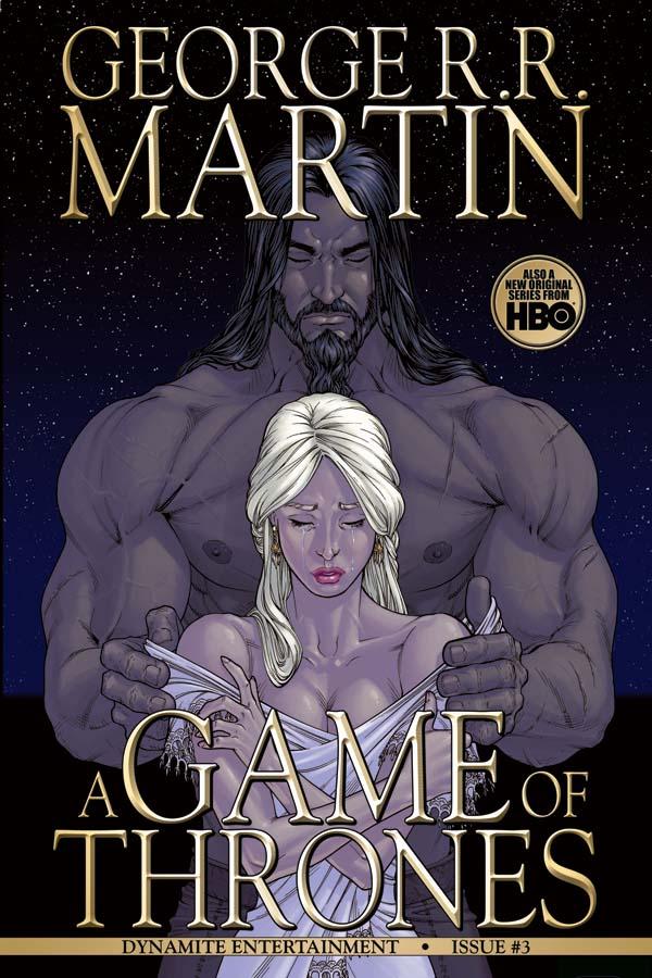 Dynamite® George R.R. Martins A Game Of Thrones #3