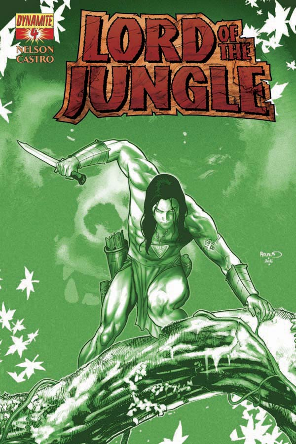 Dynamite 174 Lord Of The Jungle 4