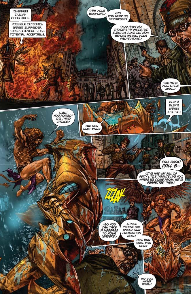 dynamite174 flash gordon zeitgeist 5
