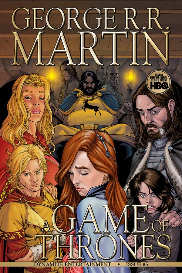 dynamite174 george rr martins a game of thrones 5